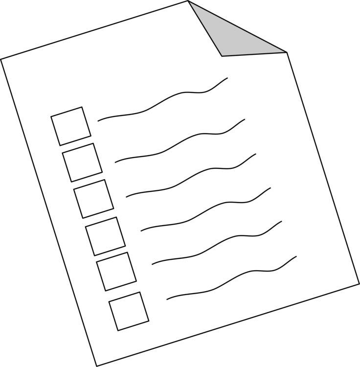 picture royalty free stock Survey methodology Computer Icons Questionnaire Line art free