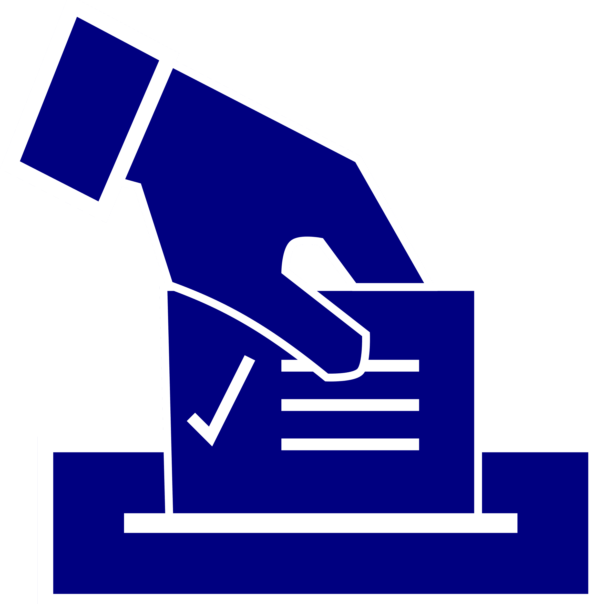 png free library Yes clipart ballot. Hampton va official website