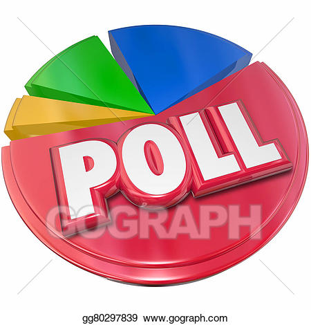 clip art transparent library Survey clipart voting. Stock illustration poll results.