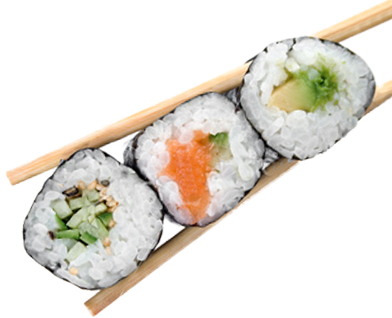 freeuse Sushi PNG Transparent Images