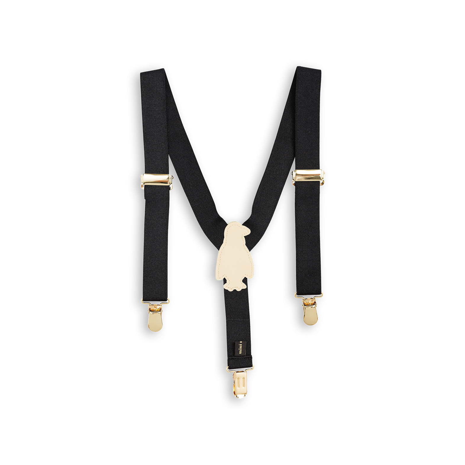 banner library library Penguin Braces Suspenders
