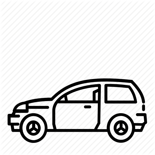 freeuse download Cars bicycle pedestrians by. Suv drawing.