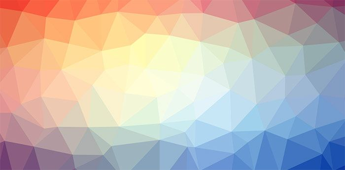 banner black and white library Trianglify generate colorful triangle. Svg backgrounds.