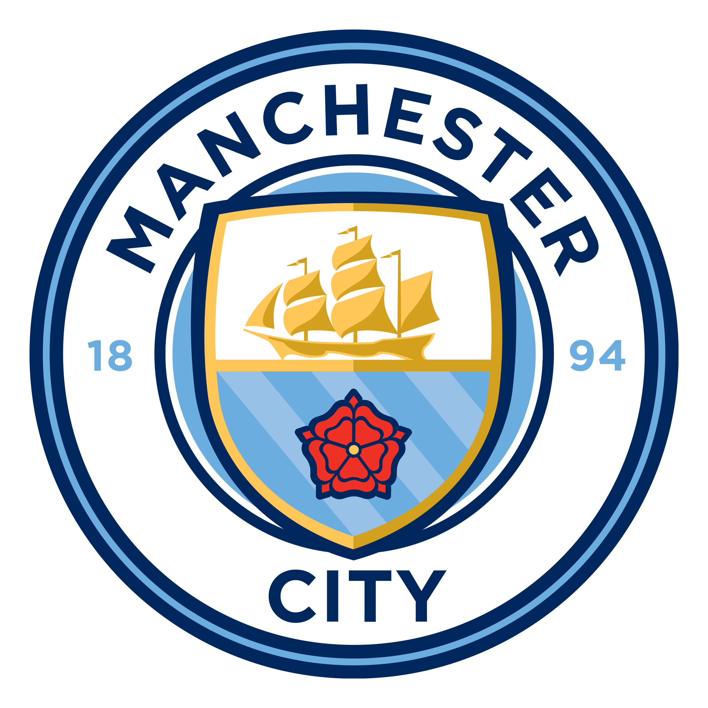 freeuse library Manchester City Logo PNG Transparent