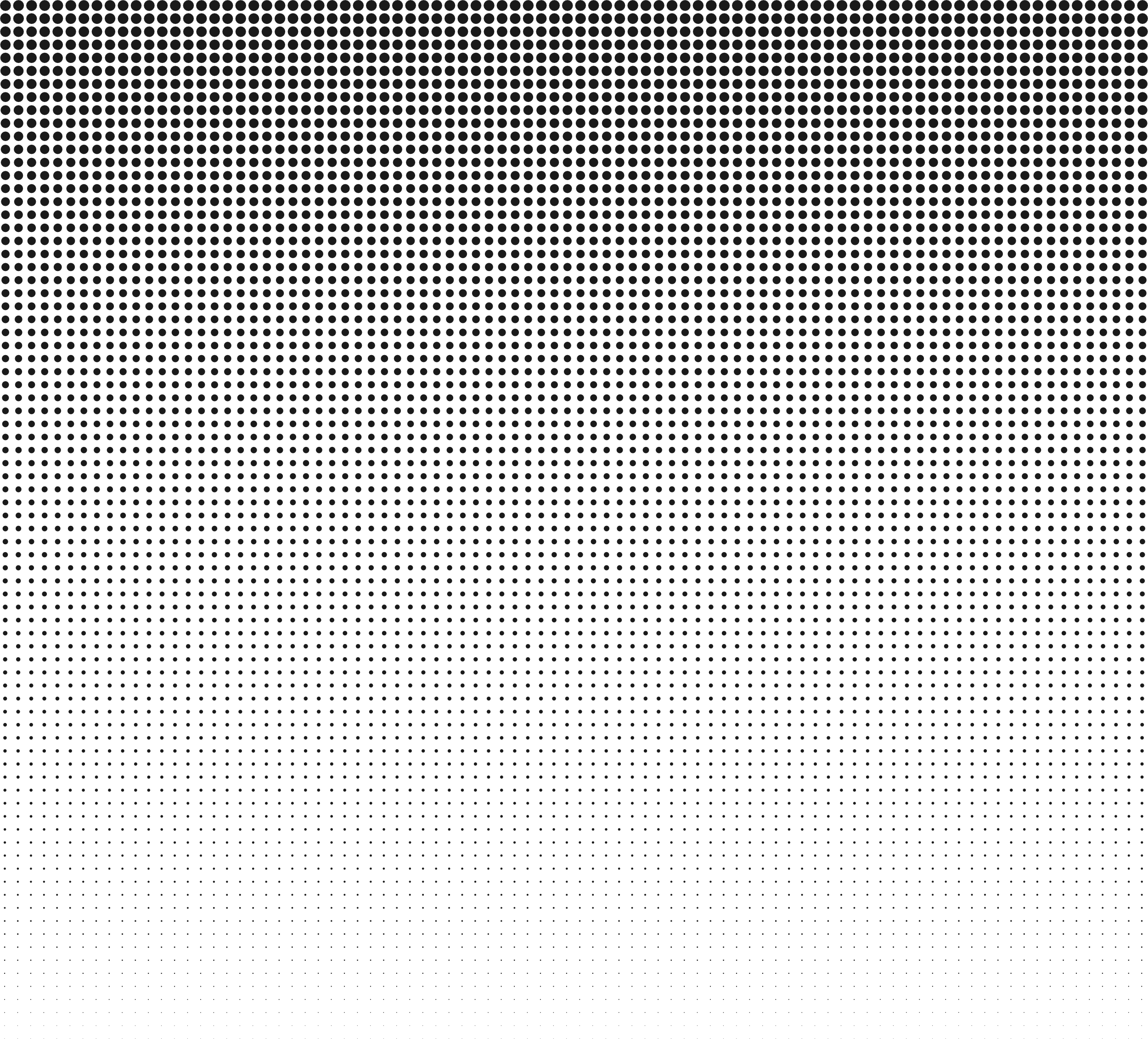 vector black and white stock Simple Halftone Background Vector