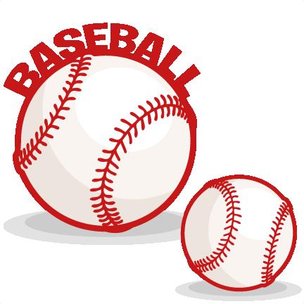 clip art Baseball clip svg. Daily freebie miss kate