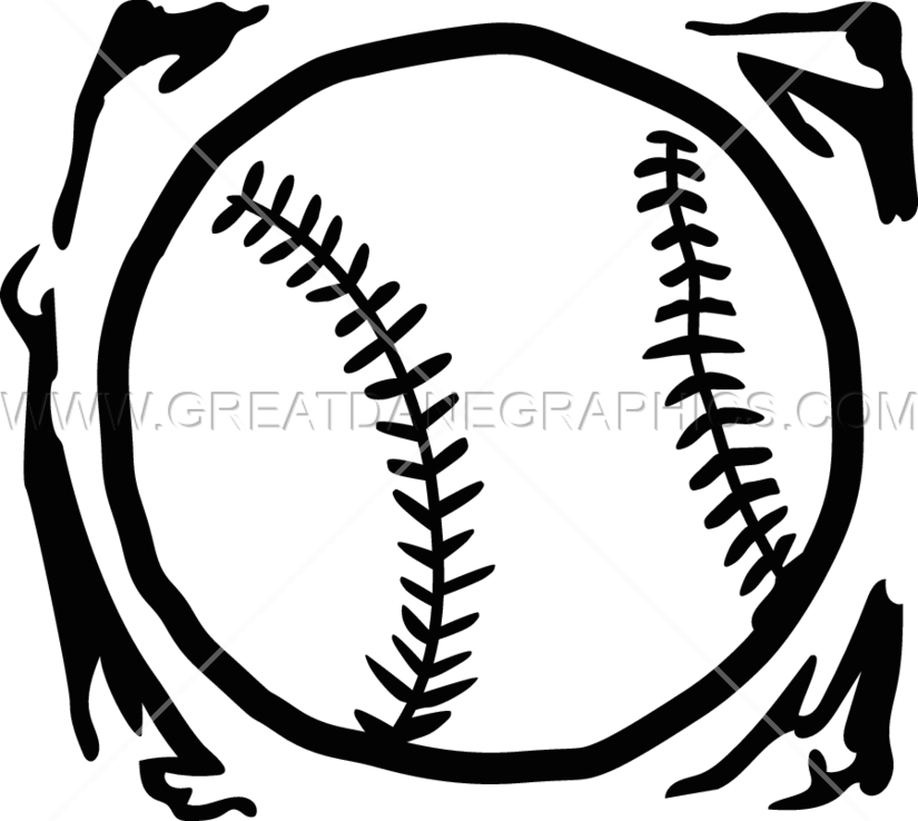 picture library download Grunge Baseball