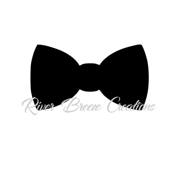 graphic free download Tie silhouette girls file. Svg bow