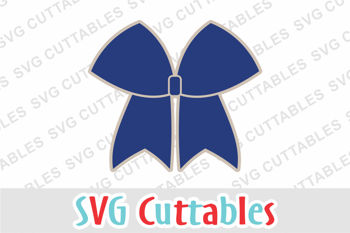 picture black and white stock Svg bow cheer.