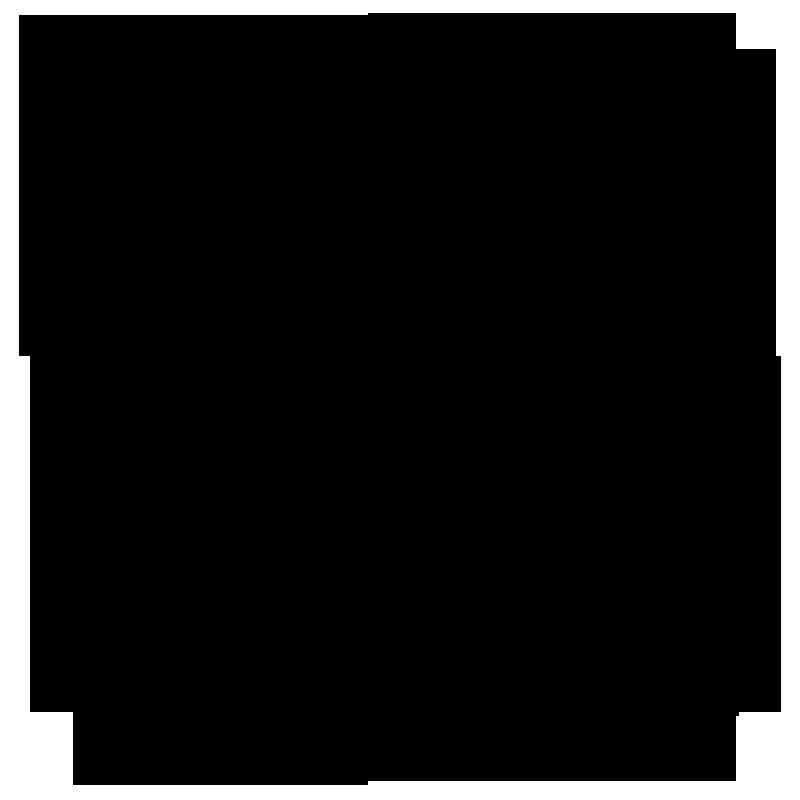 jpg freeuse Monogram Frames Free SVG Cutting File For Cricut