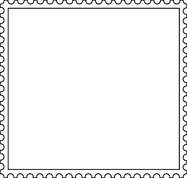 svg royalty free download Kuhlo stamp frame clip. Svg frames square