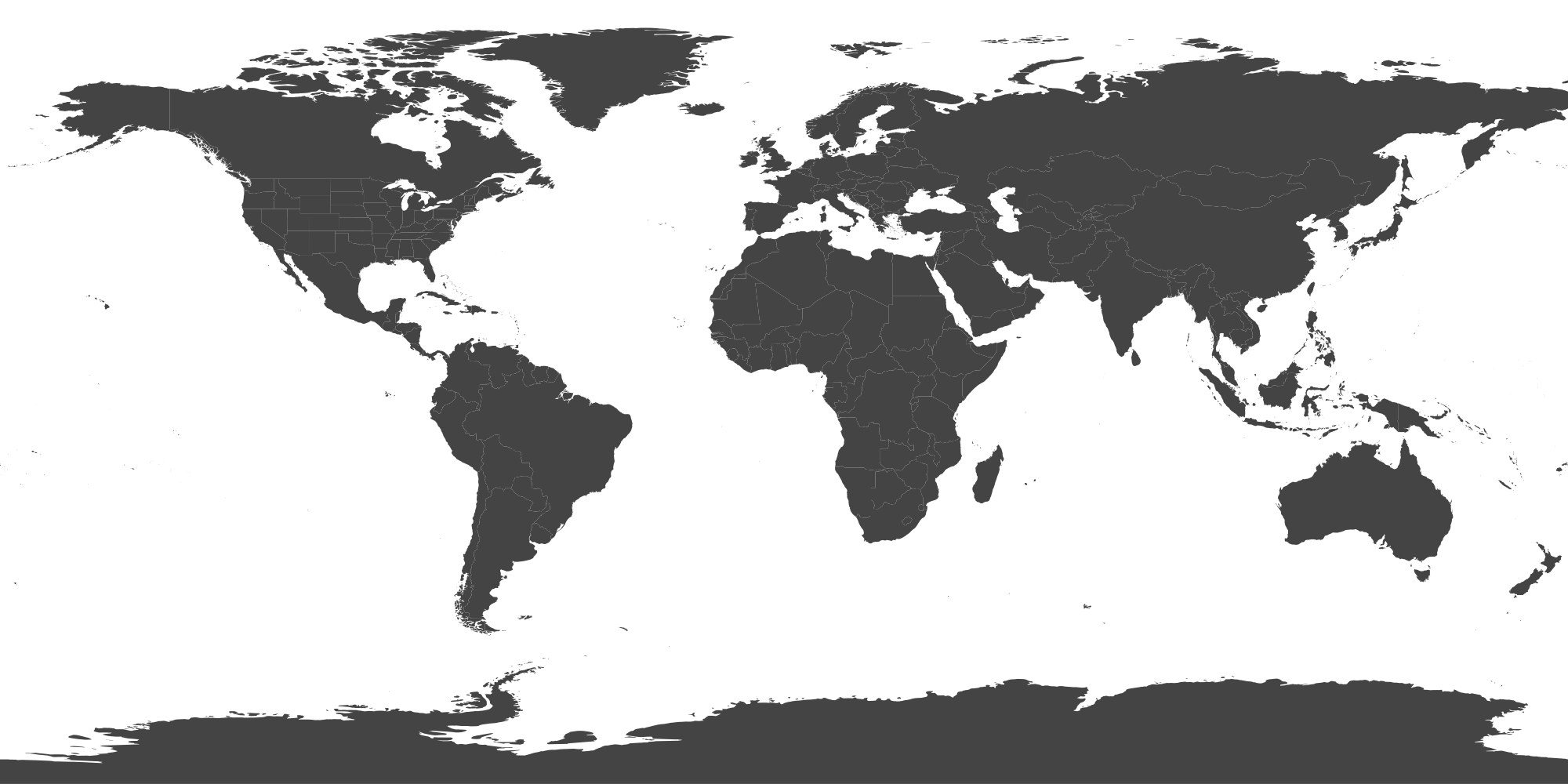 freeuse earth svg map #96051809