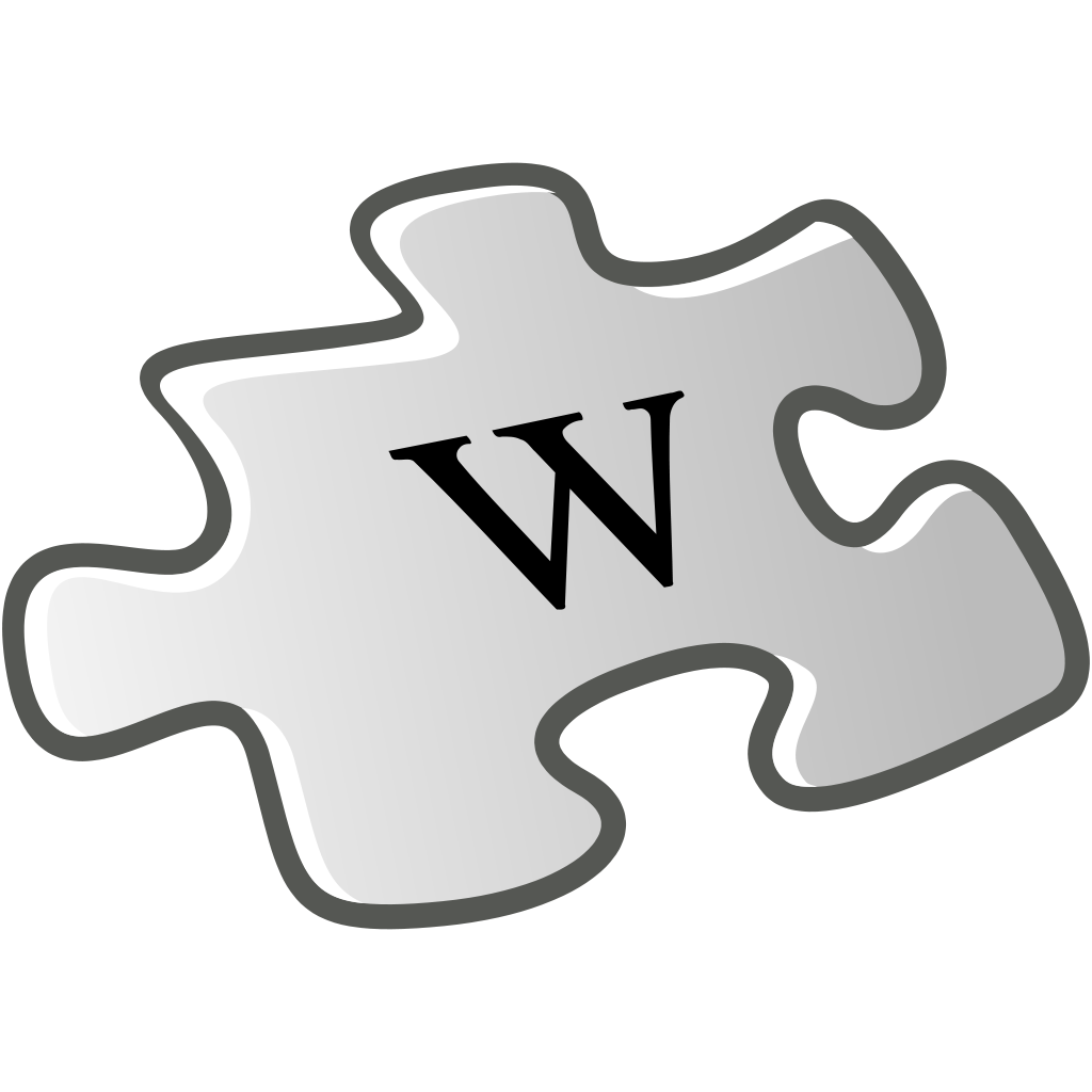 clip freeuse stock File wiki letter w. Svg pictures.