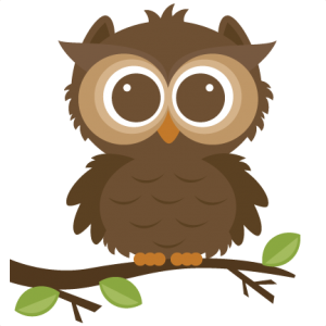 graphic free download Owls clipart. Forrest owl svg cut.