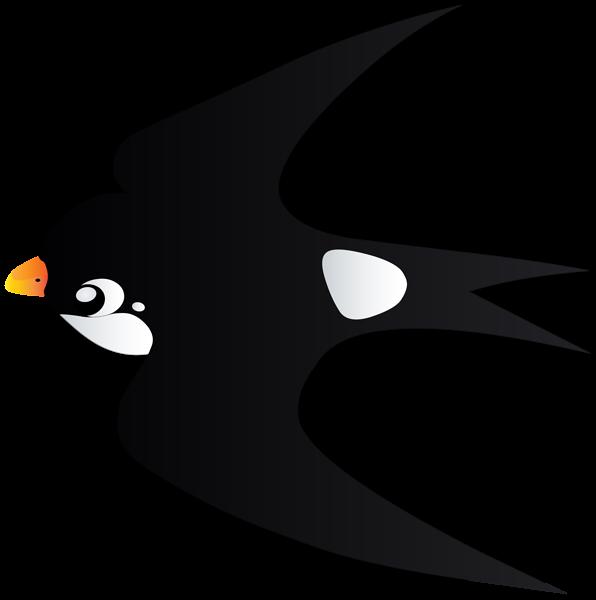 vector transparent download Swallow Bird Cartoon Transparent PNG Image