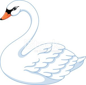 freeuse download Image clip arts . Swan clipart