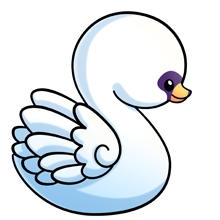 png freeuse library Swan clipart. Cilpart trendy inspiration pin
