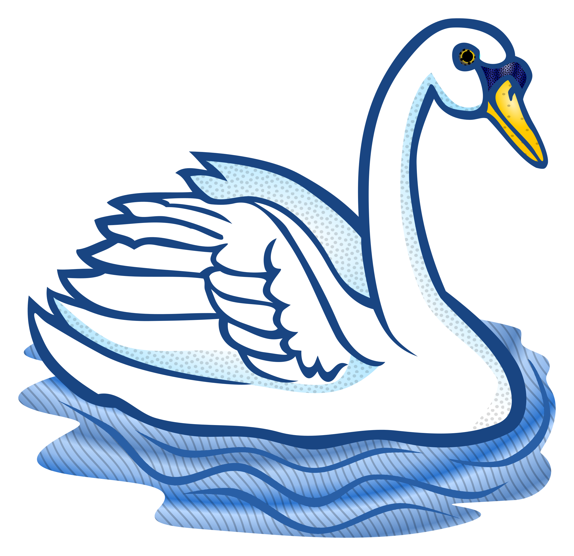 png freeuse library Free cliparts download clip. Swan clipart