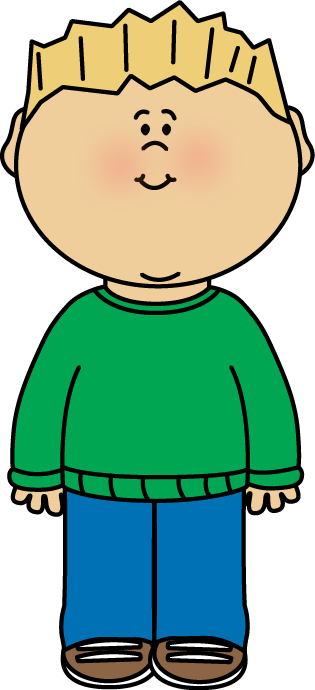 png transparent download Christmas sweater clipart. Boy wearing a clip