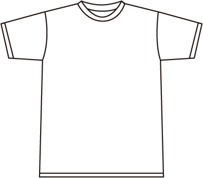 picture black and white stock sweatshirt vector front #116143058