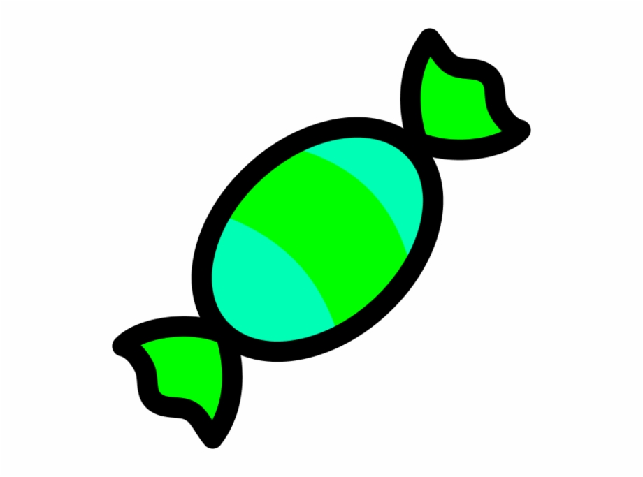 png free Lollypop green candy free. Sweet clipart