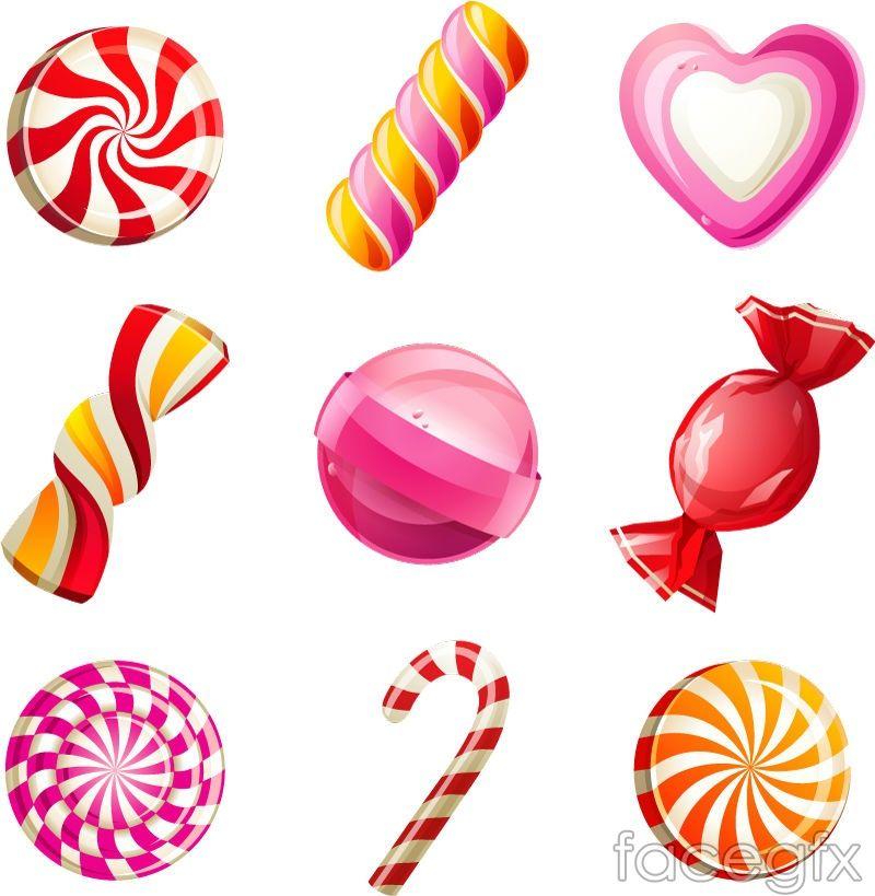 picture stock Vector candy icon.  cartoon vectorlicious in
