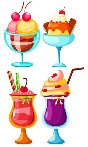 banner stock lollipop clipart dessert #80619849