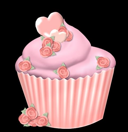 clip transparent Pinky Peach Valentine