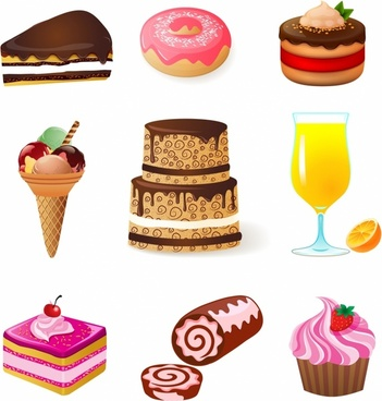 clip download Vector candy dessert. Free download for commercial