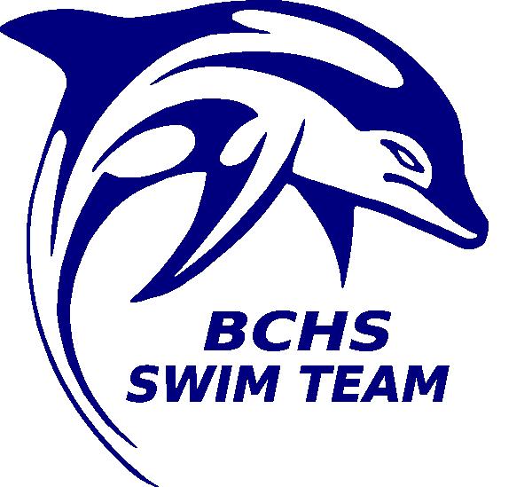 clipart transparent stock Bchs Swim Team Dolphin Clip Art at Clker