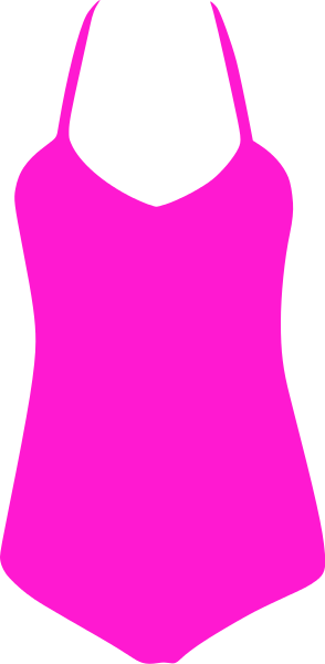 freeuse Swimsuit Clipart