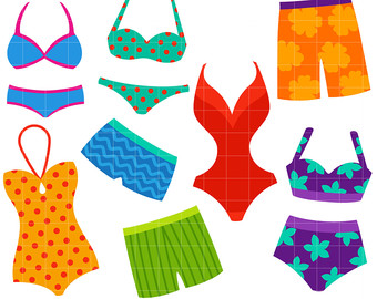 png library library Station . Swimsuit clipart