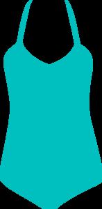 clip art transparent download Swimsuit clipart blue swimsuit. Swim suit clip art