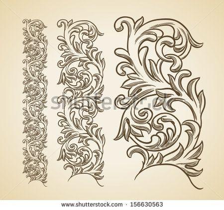 image free How to draw step. Swirl drawing filigree