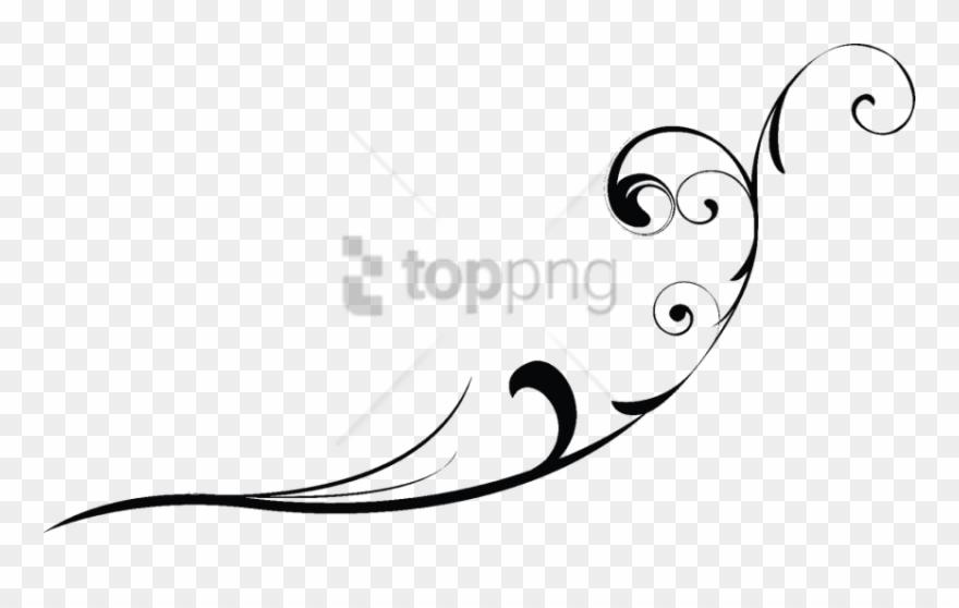 jpg download Free png swirl line. Swirls transparent clip art