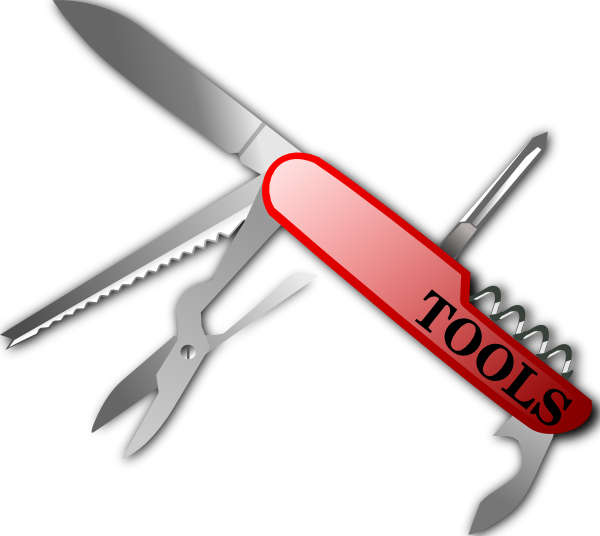 png transparent Clip art at clker. Swiss army knife clipart