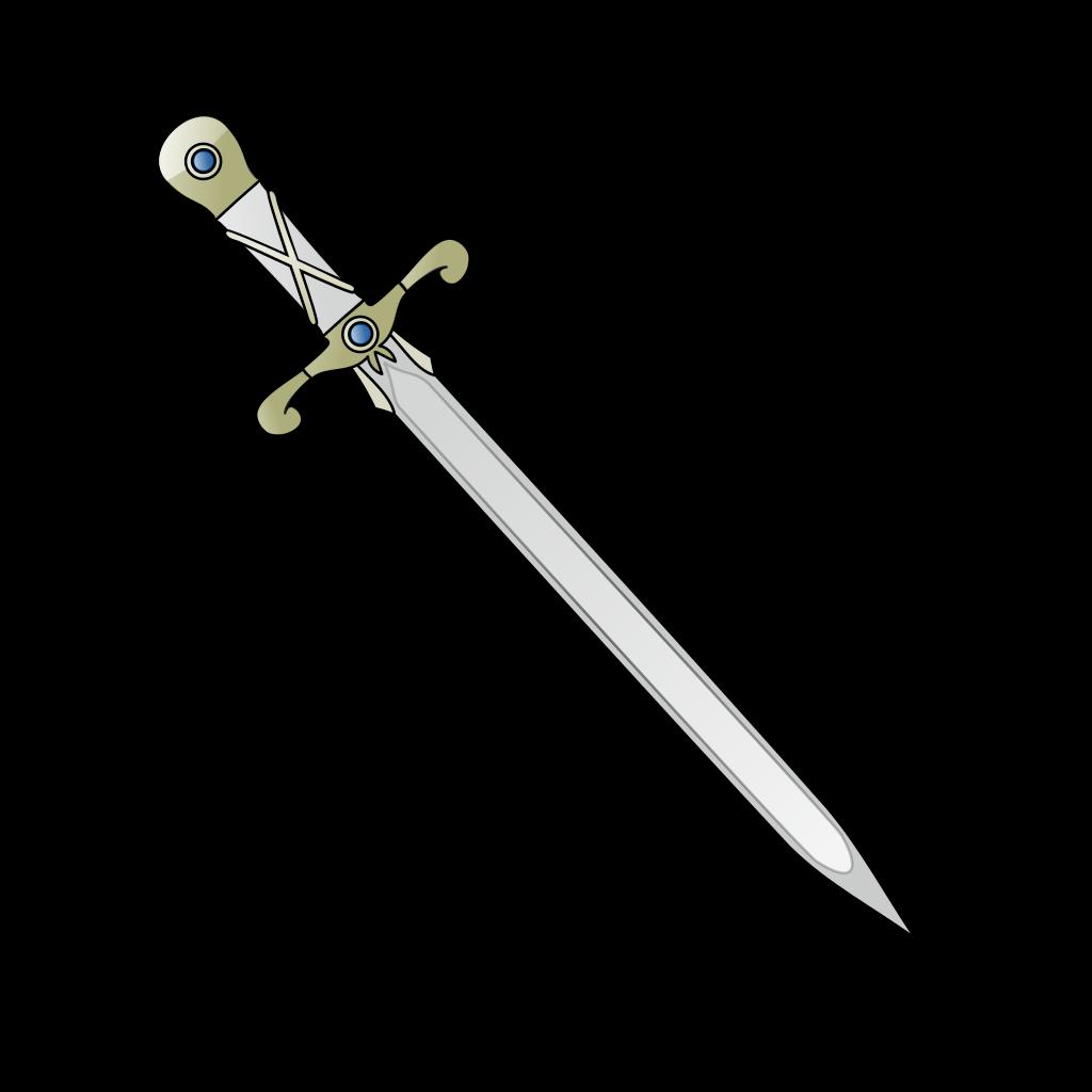 picture transparent stock sword svg dagger #116146330