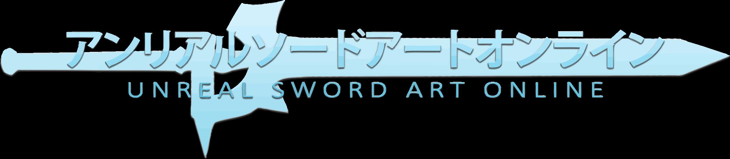 clip art royalty free download Sword Art Online Logo PNG Transparent