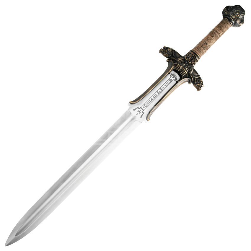 graphic library stock The Atlantean Sword From Conan the Barbarian