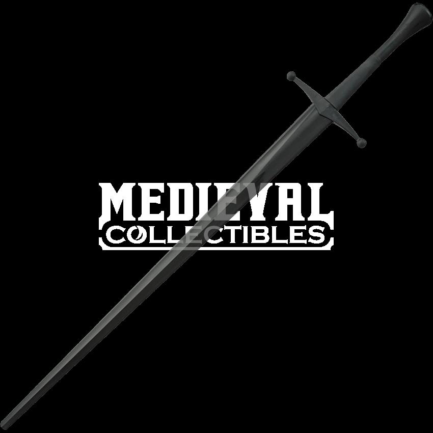 picture freeuse stock Black Sparring Bastard Sword