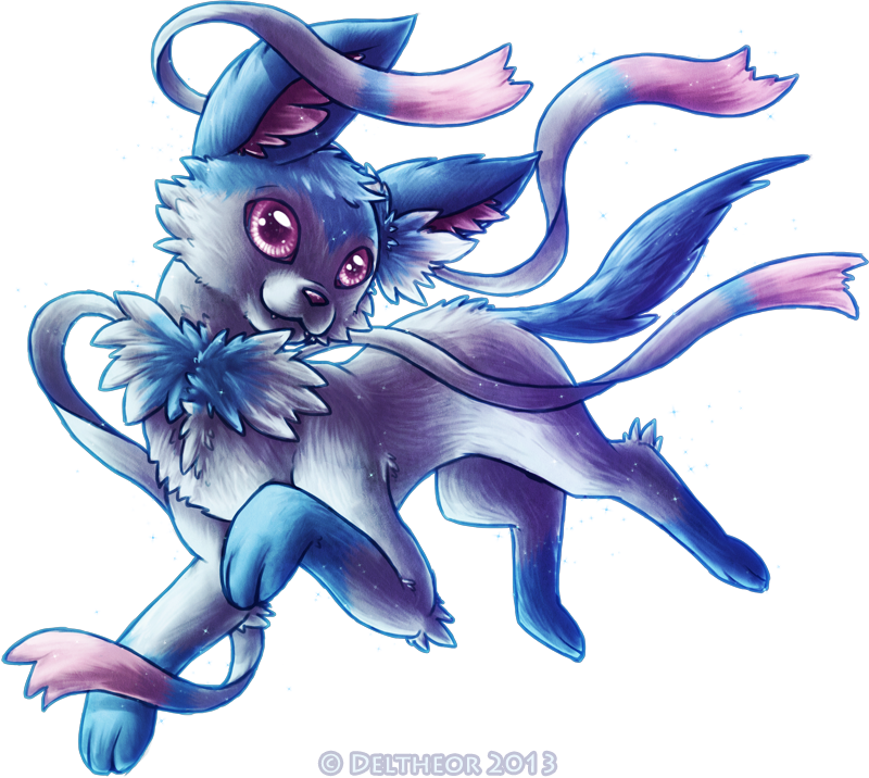 svg freeuse library Shiny Sylveon by Deltheor on DeviantArt