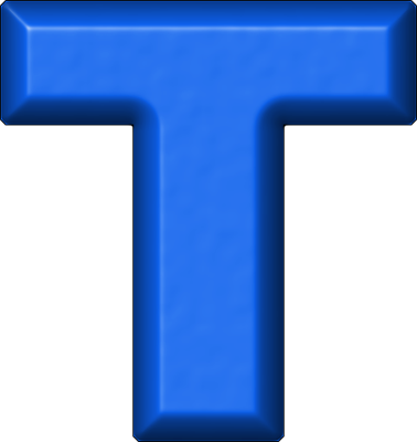 vector library library T clipart blue letter. Ordek greenfixenergy co