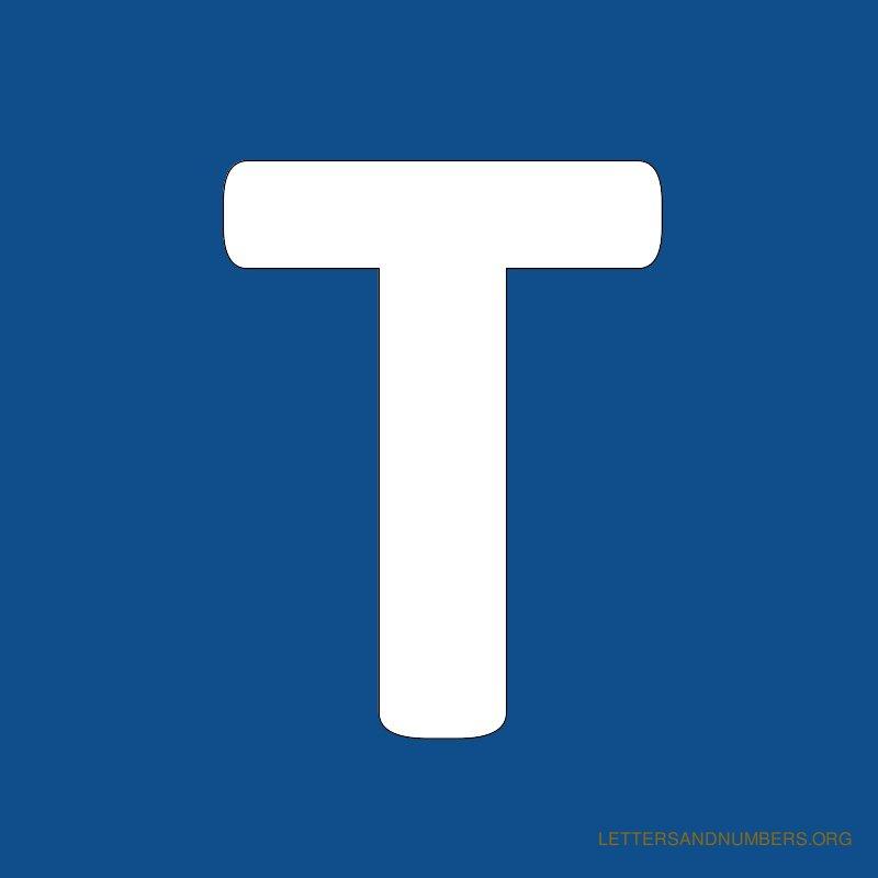 clipart T clipart blue letter. Trucktough clip art library