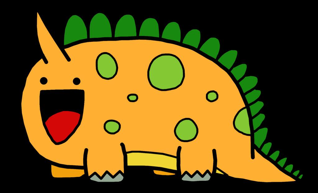 image freeuse cute dinosaur clipart #61976770