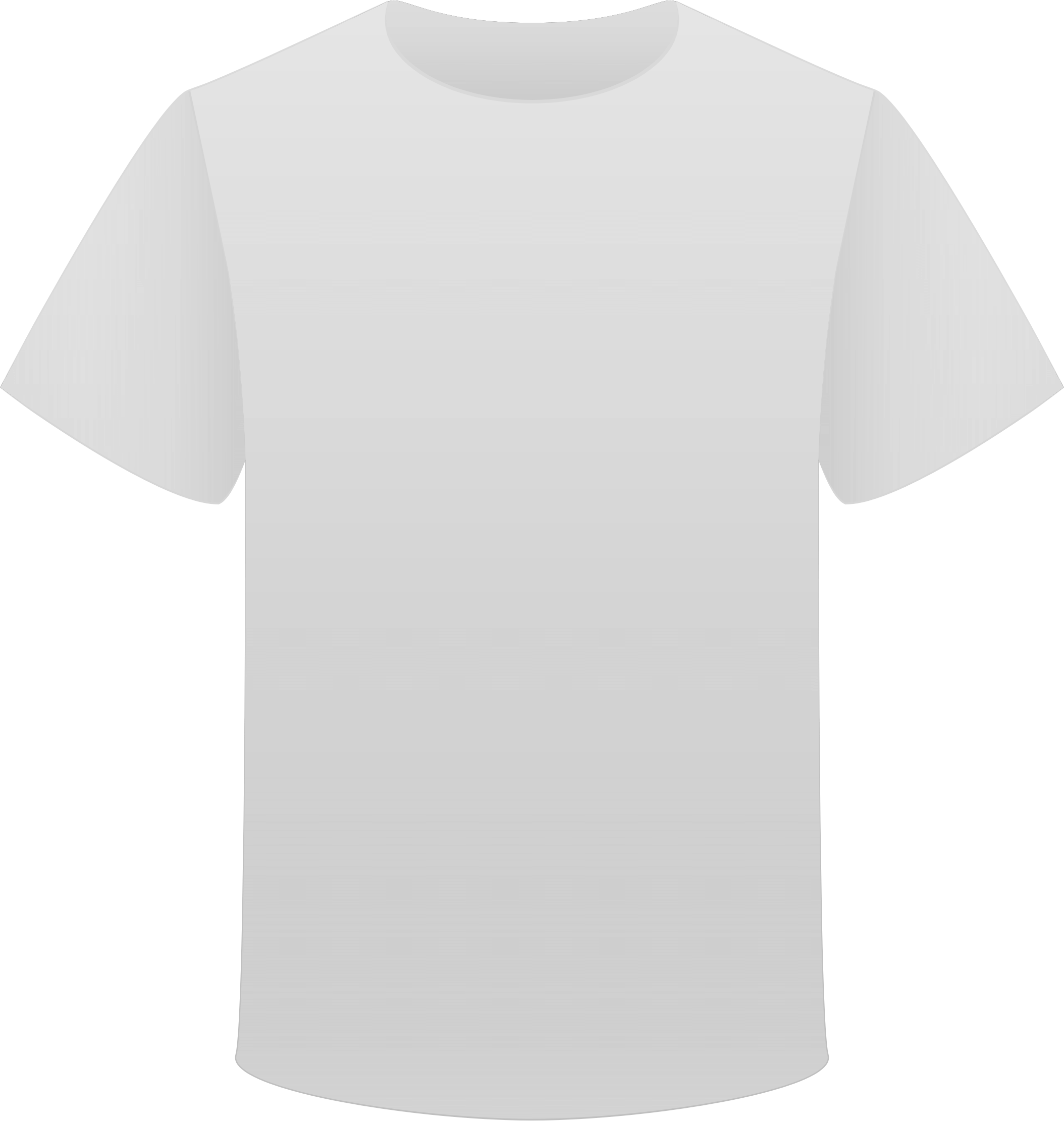 svg freeuse Tshirt White Clipart transparent PNG