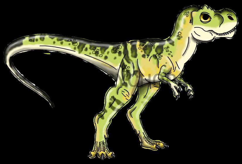 stock Jurassic park baby tyrannosaurus. Unicycle drawing t rex