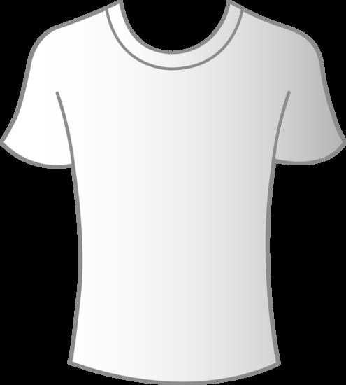 jpg freeuse library Mens White T Shirt Template