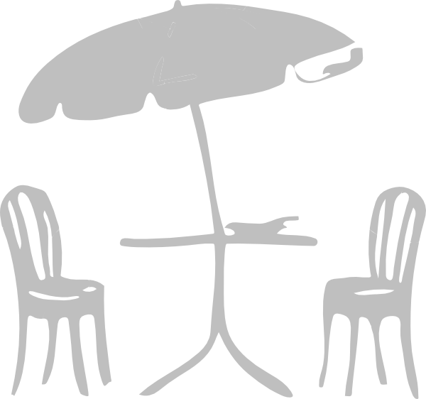 jpg royalty free download Tables Chairs Clip Art at Clker