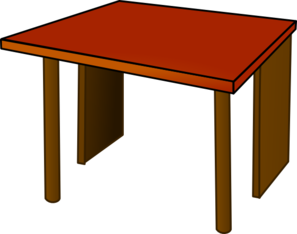 svg free Table clipart. Panda free images.