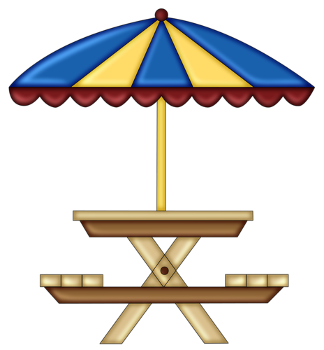 png Picnic Table Clipart Free Download Clip Art